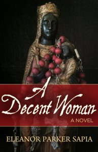 A Decent woman BOOK COVER!