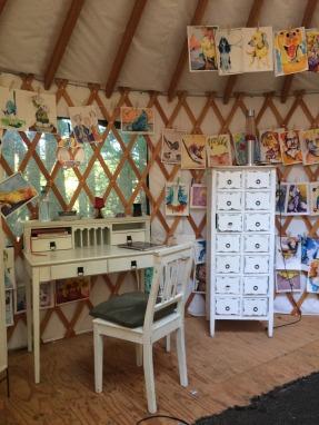 Caroline Allen yurt.JPG