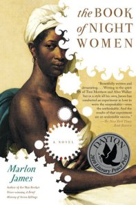 Marlon James The Book of Night Women